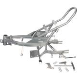 frame beam iron frame body frame with Parts For 47-49cc 2-stroke Pocket Mini Moto Bike
