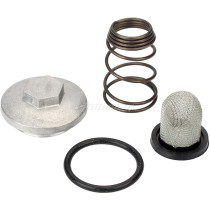 Scooter Oil Filter Drain Plug Set Kit fit for GY6 50cc 125cc 150cc Chinese Moped Baotian Benzhou Taotao