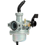 Hand Choke PZ22 22mm Carb Carburetor For CRF70 110 125cc Dirt Pit Bike ATV Quad Pit Bike Monkey Scooter