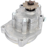 Transmission Gear Box For 49CC 60CC 80CC  2-Stroke/4-Stroke Engine Motorized Bicycle Bike 415 Chain 10T