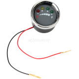 24V 36V 48V Battery Meter Lead-Acid Battery Indicator for Motorcycle Pit Bike ATV  Pocket Mini Moto