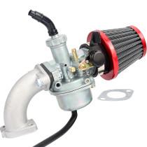 PZ22 22mm Carburetor Air Filter for 110cc 125cc CRF SSR Sunl Taotao Pit Dirt Bike ATV