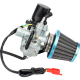 Carburetor Carb With Air Filter For 2-Stroke Engine Yamaha Piaggio Zip Jog 50cc 90cc 110cc ATV Quad Go Kart Dirt Bike
