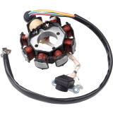 8-coil Magneto Stator for CG 125cc 150cc 200cc 250cc ATV Dirt Bike Go Kart/Cart Pit Bike 4 Wheeler Quad