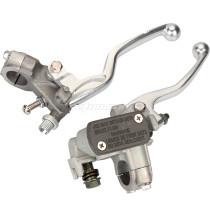 Brake Master Cylinder Clutch Lever for Honda CRF250 04-14 CRF450 02-14 Pit Dirt Bike