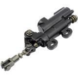 Rear Brake Master Cylinder Universal For Suzuki Yamaha Kawasaki Motorcycle Scooter Pit Dirt Bike ATV