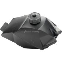 Black Plastic Gas Petrol Fuel Tank For 2 Stroke 47cc 49cc Chinese Mini Moto Quad 4 Wheeler Dirt Bike Mini Moto Kids ATV
