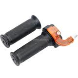 Throttle Control 7/8 Grip Handlebar Handle Bar Grips 43cc 47cc 49cc Mini Dirt Bike ATV Quad 4 Wheeler Pocket Bike