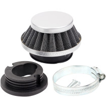 42mm Air filter Cleaner For 47cc 49cc Mini Moto 2-Stroke Engine Motorcycle ATV Quad Scooter Go Kart Moped Pit Dirt Mini Pocket Bike