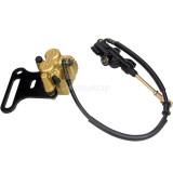 Hydraulic Rear Disc Brake Caliper 50cc 70cc 90cc 110cc 125cc 140cc For Motorcycle CRF50 XR50 PIT PRO Dirt Bike