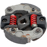 47cc 49cc 2 Shoes Race Clutch & Springs For ATV Mini Motorcycle Quad Dirt Pocket Bike Scooter