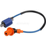 Racing Ignition Coil GY6 125CC CG150cc 250CC 139QMB Scooter Mopeds ATV Go kart Dirt Pit Bike Motorcycle Parts