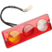 Modified LED Rear Tail Light Brake Lamps Fit for 150cc 250cc Go Kart ATV BUGGY 4 Wheel Motorcycle Parts