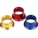 50mm Motorcycle Air Filter Interface Cup Wind Horn Cups For 24/26/28/30mm Carburetor Carb Motorcycle Parts