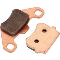 Disc Brake Pads Metal Sintered Brake Shoes For 50cc 70cc 90cc 110cc 125cc ATV Go kart Quad 4 Wheeler Dune Buggy Sand Rail Taotao SunL JCL NST Coolster