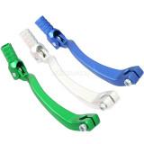 NEW Folding Aluminum Gear Shift Lever Gear Fit 50-250CC ATV Dirt Bike Pit Bike Motorcycle Parts