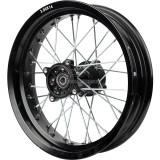 12mm 15mm Hole Hub 3.00 x 14 Aluminum Alloy Rear Wheel Rim For Dirt Pit Bike CRF70 XR70