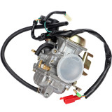 KEIHIN 30mm PD30 Carburetor With 2 Wire Electric Choke for 250cc CF250 Water Cooled ATV Quad Scooter Moped Go Kart