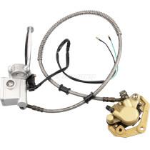 Front Disc Brake Caliper Adaptor Hydraulic System For Honda Monkey z50 bike z50R Motorcycle Parts