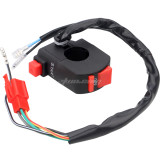 Universal On Off Kill Start Starter Switch for 50cc-250cc Pit Dirt Bike ATV Quad Go Kart 4 Wheel - NEW