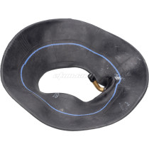 3.50-4 Inner Tube With TR87 Bent Valve Stem Butyl rubber For Mini ATV Quad Go Kart Lawn Mower Gas Scooter Buggy Also Fits For 4.10-4 Wheel