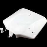 White Front Plastic Number Plate Fender Cover Fairing for 50-160CC CRF70 XR70 BBR KLX TTR Pro Trail Dirt Pit Bike Motorcycle