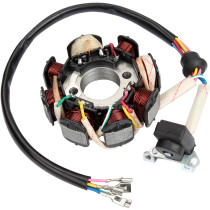 For Honda CB125 WY125 WY150 CB150 8 Poles Magneto Stator Coil Generator Spare Motorcycle Parts