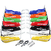 Hand Guards Universal Aluminum Alloy 7/8in 22mm 1 1/8in 28mm For KTM YAMAHA Honda Kawasaki Suzuki Dirt Pit Bike ATV Quad DT250 TTR225 CRF250 450R Motorcycle