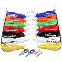 Hand Guards Universal Aluminum Alloy 7/8in 22mm 1 1/8in 28mm For KTM YAMAHA Honda Kawasaki Suzuki Dirt Pit Bike ATV Quad DT250 TTR225 CRF250 450R Motorcycle