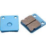 Disc Brake Shoes Pads For ATV Quad Dirt Pit Bike Go Kart Dune Buggy 50cc 70cc 110cc 150cc 250cc Motorcycle - Blue