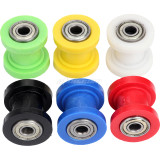 8mm or 10mm Chain Roller Slider Tensioner Wheel Guide For 50-300cc CRF BBR Pit Dirt Mini Bike ATV Quad Motorcycle