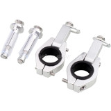 28mm 1 1/8 inch Brush Handguards Clamp Mounting Mount Kit For Pit Dirt Bike ATV Quad Motorcycle