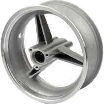 Aluminum Wheel Front 90/65-6.5 Hub for 47cc 49cc Mini Moto Pocket Bike Motorcycle Silver