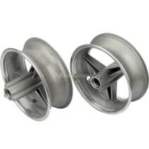 Aluminum Wheel Hub Rear 110/50-6.5 & Front 90/65-6.5 For Pocket Bike 47cc 49cc Mini Moto Motorcycle