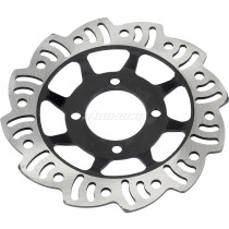 190mm Front Rear Brake Discs Wheel Wavy For Pit Dirt Bike ATV Quad 50cc 70cc 110cc 125cc 140cc Motorcycle Parts