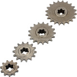 T8F 8mm 11/14/17/20 Tooth Front Pinion Sprocket Chain Cog For Mini Moto Pit Dirt Bike ATV Quad 4 wheels Motorcycle