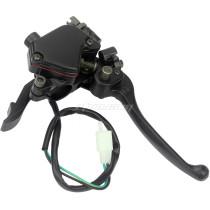 22mm Thumb Accelerator Throttle Brake Lever For 50cc-250cc ATV Quad Buggy Pit Dirt Bike Motorcycle