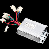 Speed Controller 24V 500W Replacement for Electric Scooter E Bike Bicycle Tricycle Brush Motorcycle Parts