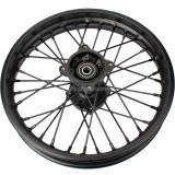 Rim Wheel 1.85x14 inches For tires 90/100-14 Compatible CRF70 KLX BBR Pit Dirt Bike Taotao DB17 Extreme Roketa SunL JetMoto Kazuma