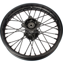 Rim Wheel 1.85x14 inches For tires 90/100-14 Compatible CRF70 KLX BBR Pit Dirt Bike Taotao DB17 Extreme Roketa SunL JetMoto Kazuma