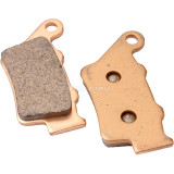 Rear Disk Sintered Brake Pads Shoes for Husqvarna SM450 R 2003-2006 / SM510 R 2005-2006 / LT610 2000-2001 FA208 FA213