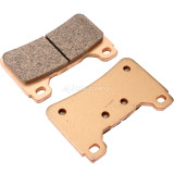 Front Disk Sintered Brake Pads Shoes Fit for 2003-2019 for Honda CBR600RR 2011-2019 for Honda CB1000R FA390