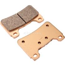 Front Disk Sintered Brake Pads Shoes Fit for 2003-2019 for Honda CBR600RR 2011-2019 for Honda CB1000R FA390