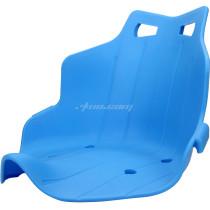 Plastic Seat Cushion For Mini Karting Children Kids' Three Wheel Bike Electric Scooter Go Kart Bicycle Motorcycle - Blue