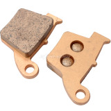 Disk Sintered Brake Pads Shoes Fit for Honda CR125R CR250R CRF150R CRF150RB CRF250R CRF250X CRF450R CRF450X FA346
