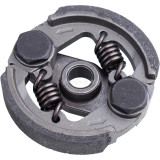 Racing Heavy Duty Clutch Pad With Double spring For 2 Stroke 43cc 47cc 49cc CAG MAT1 MAT2 Pocket Dirt Bike Quad ATV Mini Motor