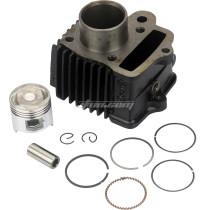 39MM 50cc Cylinder Piston Kit For Honda Z50 Z50A Z50R ZB50 XR50 CRF50 Minitrail Motorcycle Parts