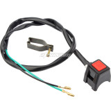 New Kill/Stop Start Switch Compatible With Button Dual For Dirt Pit Bike ATV Quad Sport Motorcycle Parts