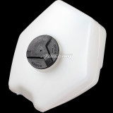 Fuel Tank Petrol With Cap For 47cc 49cc Mini Moto Pocket Bike Parts Scooter GP Race Motorcycle