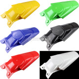 Background Rear Plastic Mudguard For KAWASAKI KLX110 BBR BSE PH08 50-160CC Pit Dirt Bike Motorcycle